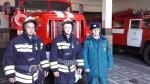 Пожарные спасли застрявшую под ванной женщину