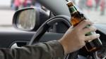 В Эльхотово пьяный водитель сбил полицейского и скрылся