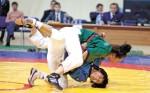 Марина Кабисова завоевала золотую медаль чемпионата мира по борьбе на поясах