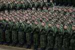 Растёт число желающих служить в армии по контракту
