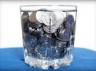 Деньги на воду