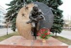 В честь Героя России