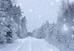 А снег идёт...