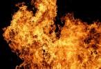 Пожар в Ногире