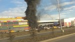 Пожар в ТЦ