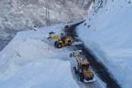 30 тысяч тонн снежной массы
