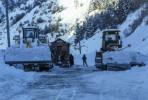 Более 30 тысяч кубометров снега